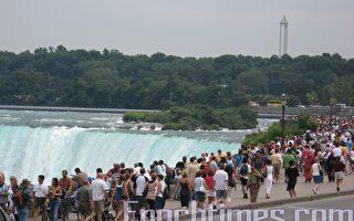 尼亚加拉瀑布(Niagara Falls)(大纪元)