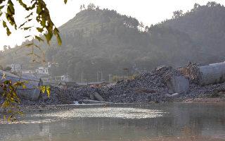 湖南新建大桥倒塌  22遇难46失踪