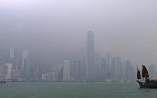 美商指香港污染不利吸引外资