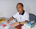 上海著名人權律師鄭恩寵(大紀元)