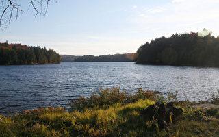 阿岗昆有多达二千多个天然湖泊(大纪元)