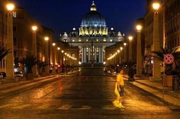 梵蒂岡是當今世界上最小的國家。(圖片來源: FILIPPO MONTEFORTE/AFP/Getty Images)
