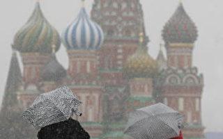 莫斯科大风雪造成多项灾情