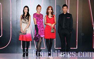 組圖:DKNY概念店在香港開幕