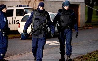 組圖:芬蘭校園喋血 槍手殺害校長等八人