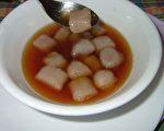 好吃的芋圆汤(摄影:天使厨坊/大纪元)