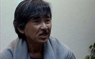 林子祥在演出前接受采访。(大纪元)
