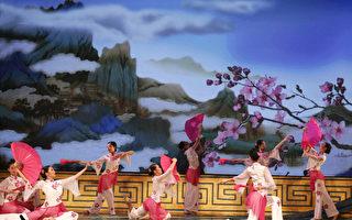 """2006年新唐人新年晚会的舞蹈""""梅""""。"""