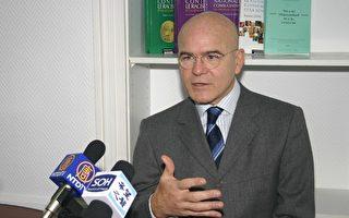 专访法国国家人权咨询委员会秘书长