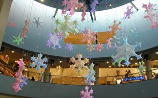 加拿大卡城商場 絢爛溫馨迎聖誕