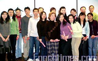 BCNC成人班毕业典礼