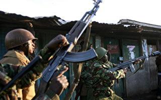 肯亚反对党发动示威 警方击毙两人