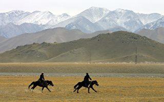 中國新疆天山(Getty Images)