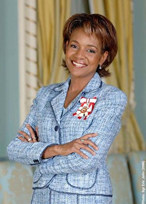 上一任总督庄美楷(Michaelle Jean)来自海地。(Getty Images)