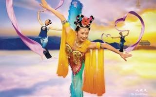 王华: 神韵领舞  人中的凤凰