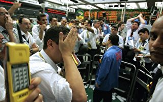 巩胜利:百年际遇 全球股市跳悬崖