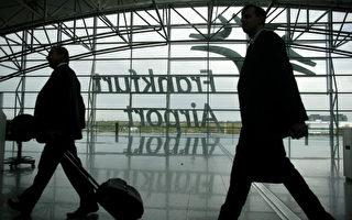 去歐洲旅遊 外國人將加蓋指紋