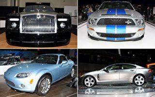 組圖:加拿大國際車展廠家各顯神通