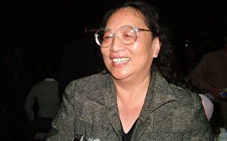 澳洲文坛著名华裔女作家陶洛诵女士(摄影/大纪元骆亚)