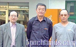 專訪蘇明:《血色中國》的見證