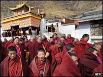 西藏「昌都爆炸案」9名僧人被捕
