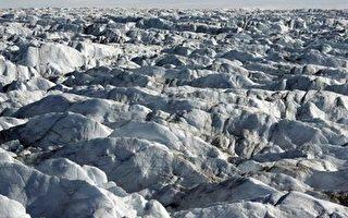 北冰洋浮冰。(法新社)