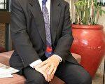 图:哈仙达拉朋地区联合学区教委主席徐乃星25日表示,加州中文教育远不如其它城市,未能深入公立教育系统,未来有待相关项目之推广及政策的制定。(摄影:袁玫/大纪元)