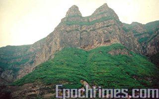 民间传说:为什么恒山没有山门?