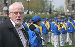 加拿大大赦国际秘书:结束沉默的政治