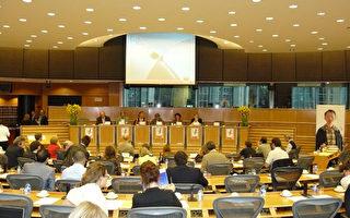 歐議會綠黨主辦「北京奧運與人權」國際會議