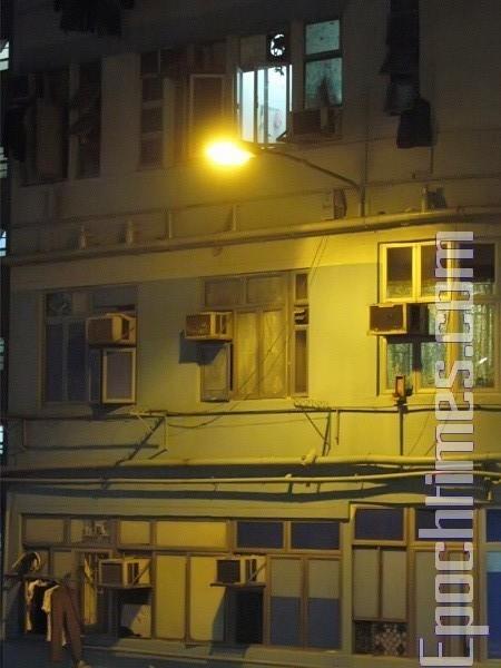 港街燈強光構成滋擾無王管
