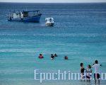 組圖:馬來西亞熱浪島 清涼夏季遊