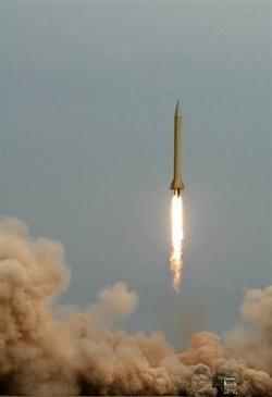 伊朗試射導彈 含蓋以色列 美實施新制裁