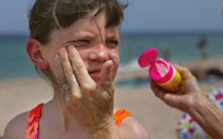 父母注意了!香蕉船防晒霜灼伤婴儿皮肤