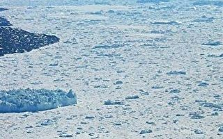 以瑞士为研究基地的科学家今天宣布,在北冰洋极北地区海域,发现海底喷涌出热喷泉。//法新社