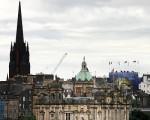 爱丁堡。(ED Jones/AFP/Getty Images)
