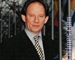 歐洲議會副主席愛德華‧麥克米蘭-斯考特先生(Edward McMillan-Scott)。(大紀元圖片)