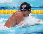 美国选手瑞安‧洛赫特特(Ryan Lochte)获第三名。