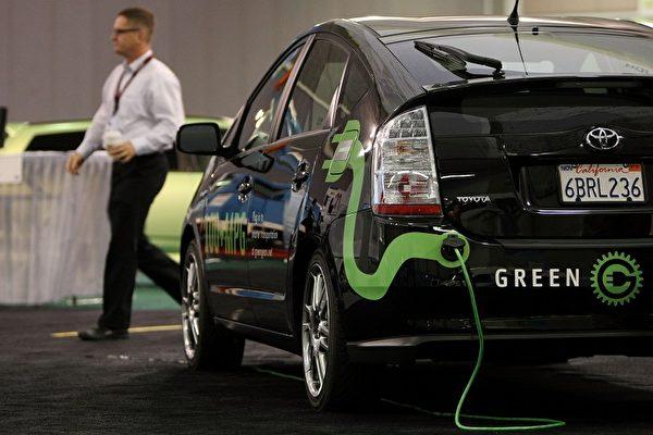 美改装插电式油电车 燃料效率佳