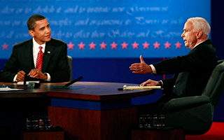 美大选最后一场辩论  奥麦激辩经济和税务