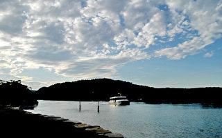 澳大利亚自然风光 布里斯本水滨