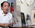 香港名画家赞大赛发扬古典派传统