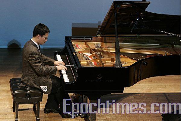 决赛选手:钢琴大赛文化意义非凡