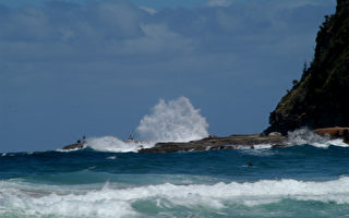 澳大利亚自然风光 – 阿沃卡海滨