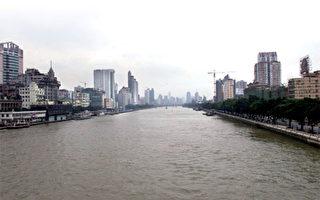 广东是中国经济的火车头,其一旦停止运转,中国经济就会衰退。图为珠江广州段。(Feng Li/Getty Images)