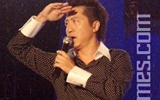 马来西亚《十分红演唱会》 哈林冒雨卖力演出