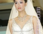 组图:水晶婚礼概念国际巡回展 台北登场