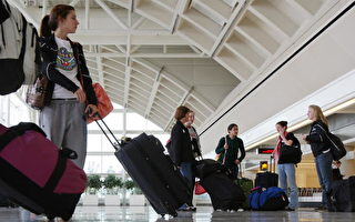 假期出遊人數下降 美廉價機票仍有售