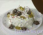 鼠来宝造型蛋糕(图:新唐人电视台 提供)