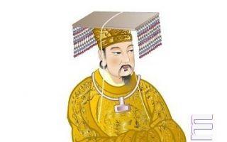 中华始祖-黄帝轩辕氏